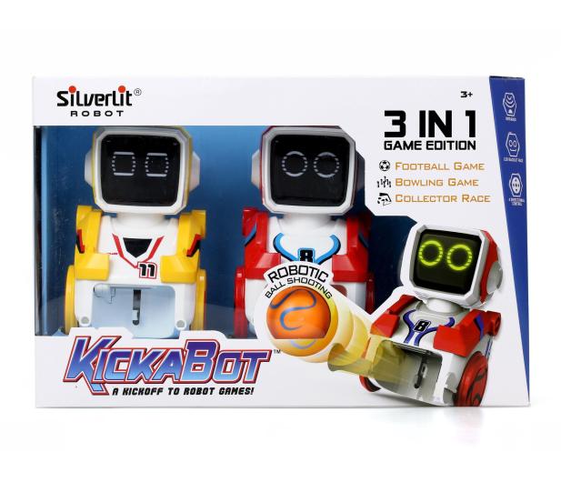 Dumel Silverlit Kickabot 2-pak 88549 - 453199 - zdjęcie 3