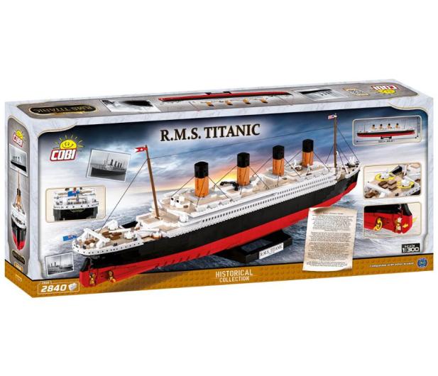 Cobi R.M.S. Titanic 1:300 - 529085 - zdjęcie