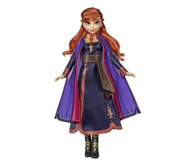 Hasbro Frozen 2 Śpiewająca Anna Kraina Lodu - 516735 - zdjęcie