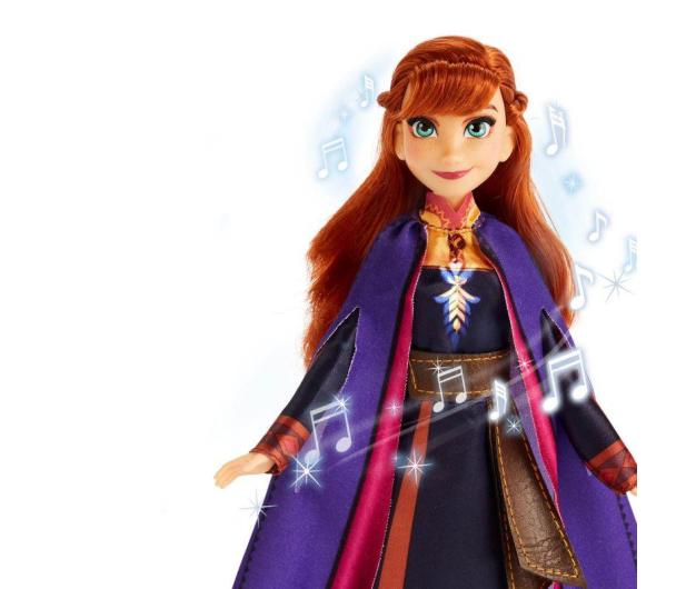 Hasbro Frozen 2 Śpiewająca Anna Kraina Lodu - 516735 - zdjęcie 3