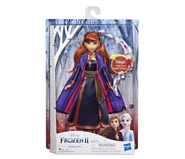 Hasbro Frozen 2 Śpiewająca Anna Kraina Lodu - 516735 - zdjęcie 5