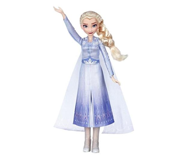 Hasbro Frozen 2 Śpiewająca Elsa Kraina Lodu - 516733 - zdjęcie