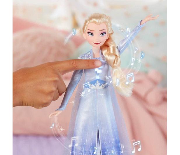 Hasbro Frozen 2 Śpiewająca Elsa Kraina Lodu - 516733 - zdjęcie 2