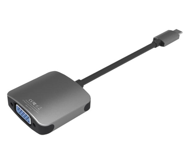 Silver Monkey Adapter USB-C - VGA - 461265 - zdjęcie 2