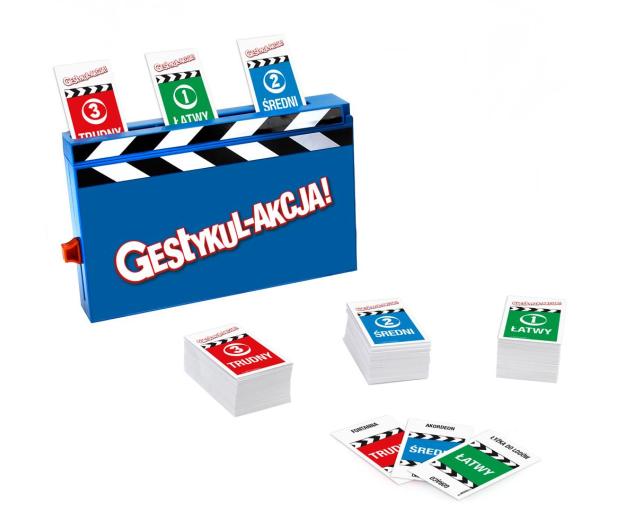 Hasbro Gestykul-Akcja - 529861 - zdjęcie 2