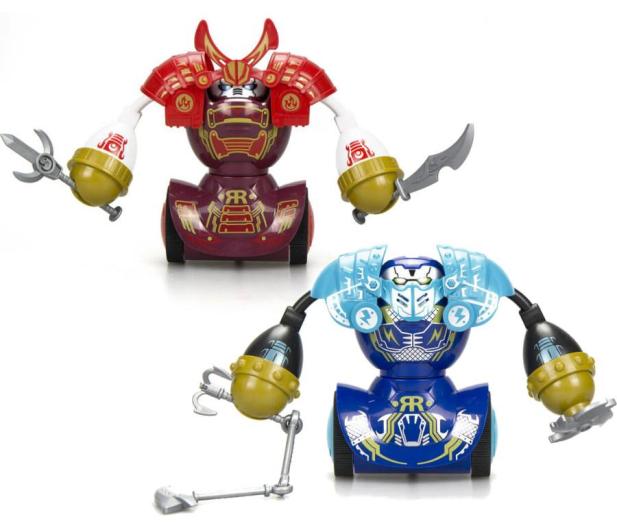 Dumel Silverlit Robo Kombat Samurai 2-pak 88056 - 529984 - zdjęcie