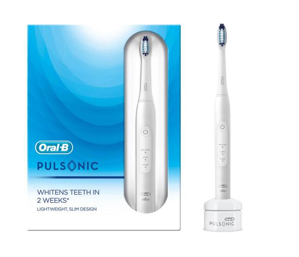 Oral-B Pulsonic Slim 2000 WH - 452220 - zdjęcie 2