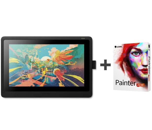 Wacom Cintiq 16 + Corel Painter 2020 - 489468 - zdjęcie