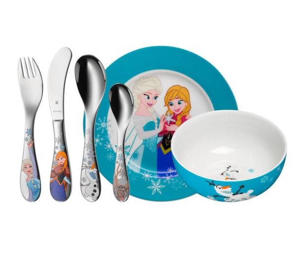 WMF Zestaw dla dzieci 6 el. Frozen - 529927 - zdjęcie