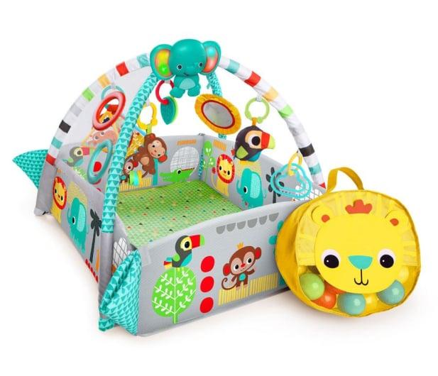 Bright Starts Plac Zabaw z Piłeczkami Fikająca Małpka 10754 - 324629 - zdjęcie