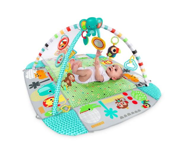 Bright Starts Plac Zabaw z Piłeczkami Fikająca Małpka 10754 - 324629 - zdjęcie 2
