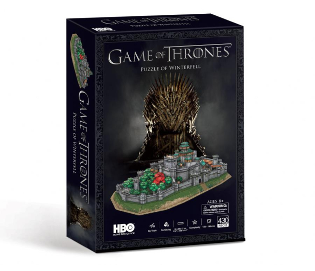 Dante Cubic Fun Game Of Thrones Winterfell - 531398 - zdjęcie
