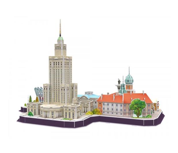 Dante Cubic Fun Cityline Warszawa - 531434 - zdjęcie