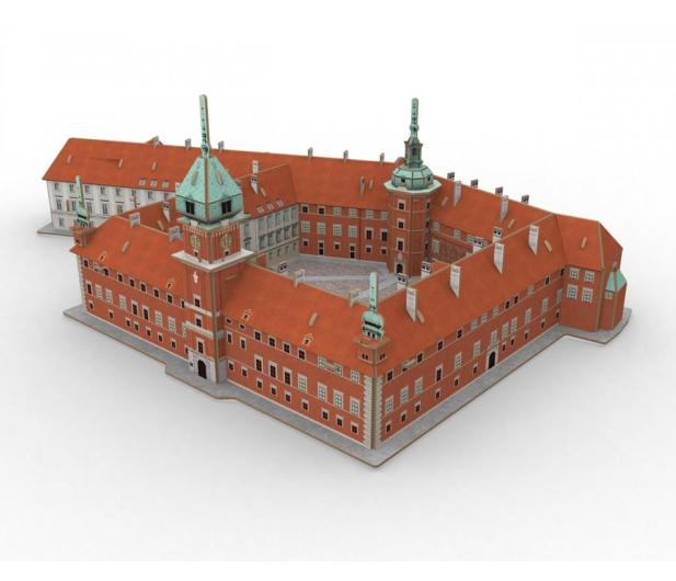 Dante Cubic Fun Zamek Królewski w Warszawie - 531444 - zdjęcie
