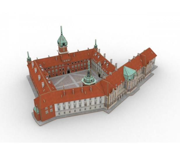 Dante Cubic Fun Zamek Królewski w Warszawie - 531444 - zdjęcie 2