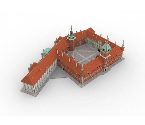 Dante Cubic Fun Zamek Królewski w Warszawie - 531444 - zdjęcie 3