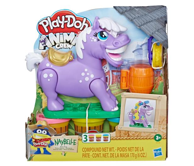 Play-Doh Farma Kucyk wystawowy - 531193 - zdjęcie