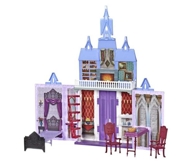 Hasbro Disney Frozen 2 Składany Zamek Arendelle - 526423 - zdjęcie
