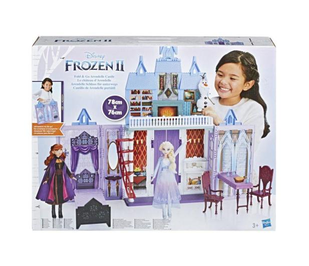 Hasbro Disney Frozen 2 Składany Zamek Arendelle - 526423 - zdjęcie 2