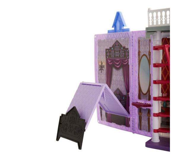 Hasbro Disney Frozen 2 Składany Zamek Arendelle - 526423 - zdjęcie 5
