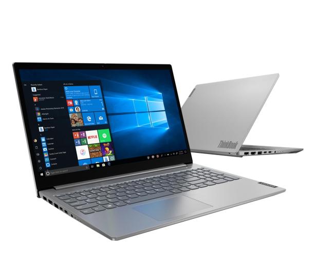 Lenovo ThinkBook 15  i5-1035G1/8GB/256/Win10P - 564792 - zdjęcie
