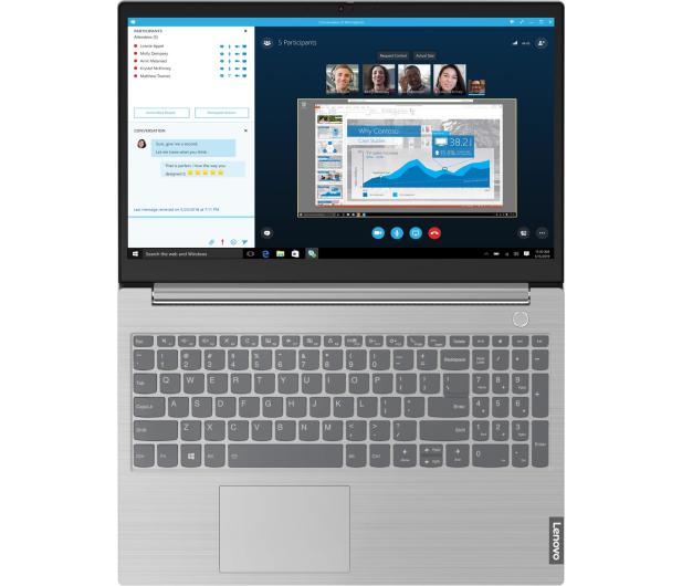 Lenovo ThinkBook 15  i5-1035G1/8GB/256/Win10P - 564792 - zdjęcie 9