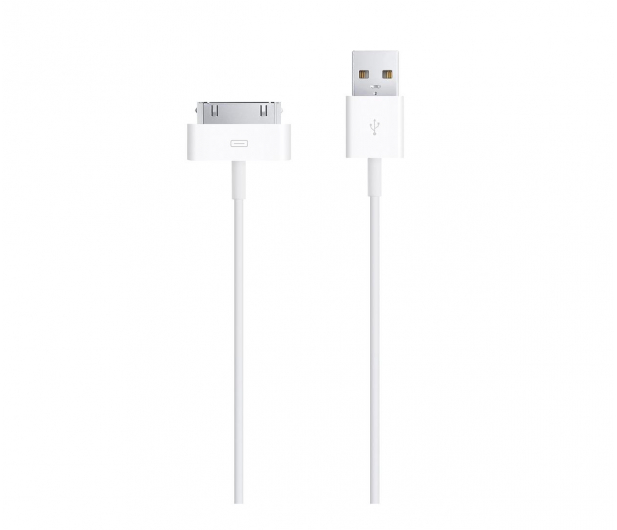 Apple Adapter USB - 30pin - 522906 - zdjęcie