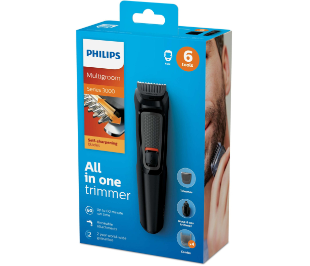 Philips MG3710/15 Multigroom series 3000 - 527099 - zdjęcie 4