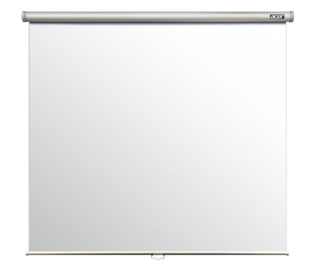 Acer Ekran ręczny 100' 1:1 - M87-S01MW - 525980 - zdjęcie