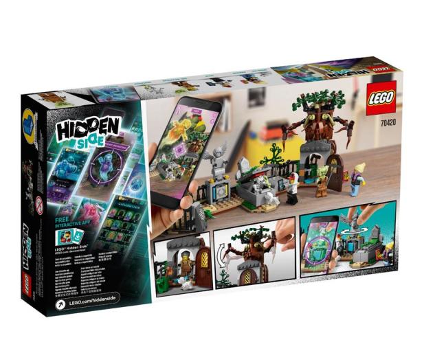 LEGO Hidden Side Tajemnicze cmentarzysko - 505550 - zdjęcie