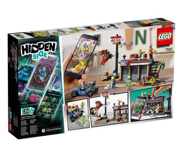 LEGO Hidden Side Kłopoty w restauracji - 505553 - zdjęcie
