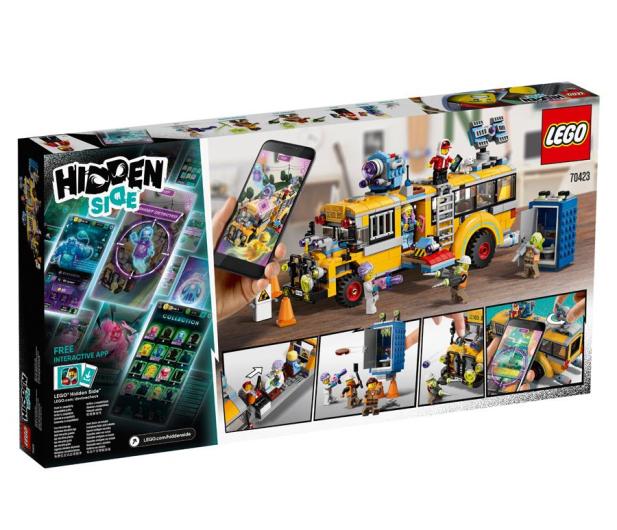 LEGO Hidden Side Autobus Duchozwalczacz 3000 - 505554 - zdjęcie