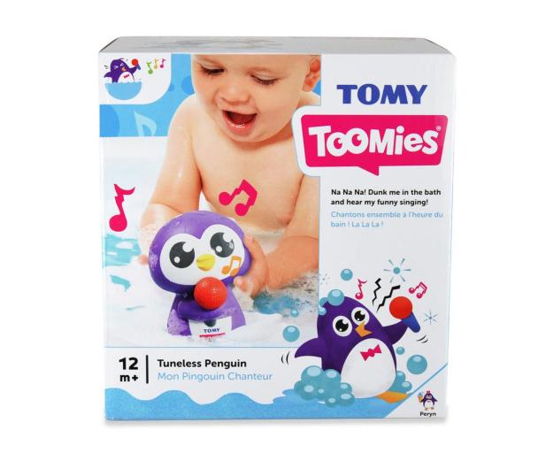 TOMY Kąpielowy pingwin - 505159 - zdjęcie 2