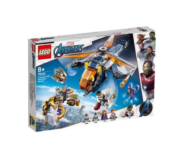 LEGO Marvel Avengers: Upadek helikoptera Hulka - 531489 - zdjęcie