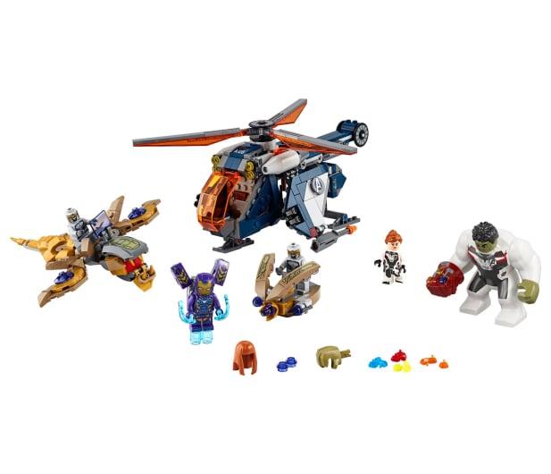 LEGO Marvel Avengers: Upadek helikoptera Hulka - 531489 - zdjęcie 2