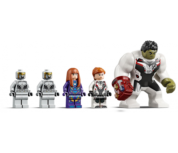 LEGO Marvel Avengers: Upadek helikoptera Hulka - 531489 - zdjęcie 4