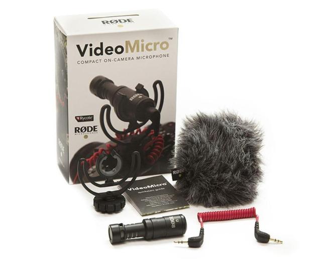 Rode VideoMicro - 531992 - zdjęcie 4
