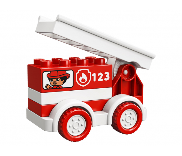 LEGO DUPLO Wóz strażacki - 532311 - zdjęcie 2