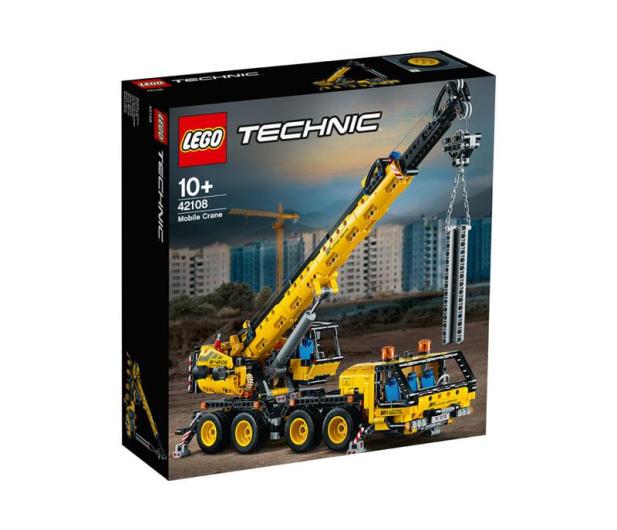 LEGO Technic Żuraw samochodowy - 532340 - zdjęcie