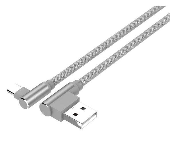 Unitek Kabel USB - USB-C (kątowy) - 529996 - zdjęcie