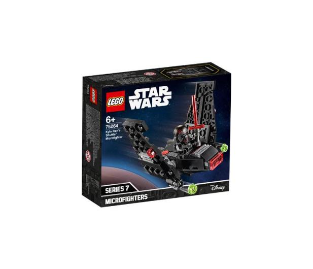 LEGO Star Wars Wahadłowiec Kylo Rena - 532487 - zdjęcie