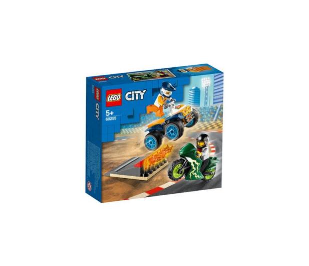 LEGO City Ekipa kaskaderów - 532456 - zdjęcie