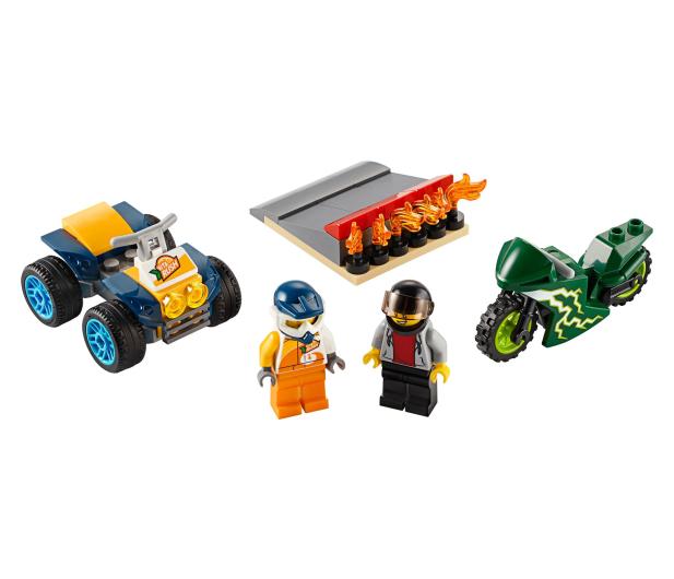 LEGO City Ekipa kaskaderów - 532456 - zdjęcie 2