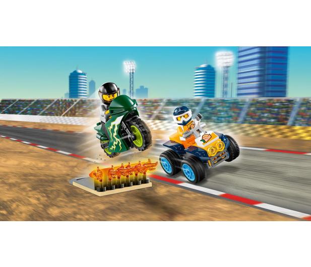 LEGO City Ekipa kaskaderów - 532456 - zdjęcie 3