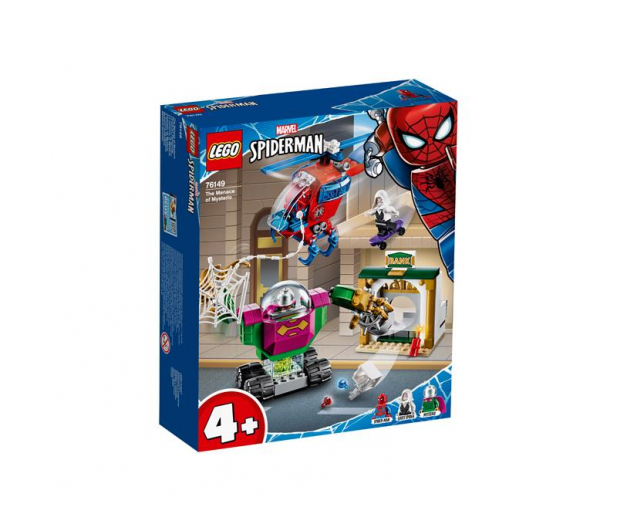 LEGO Marvel Spider-Man Groźny Mysterio - 532717 - zdjęcie