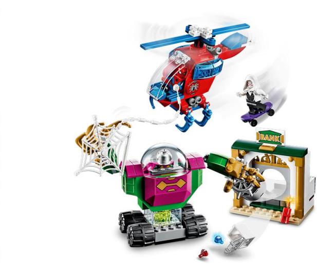 LEGO Marvel Spider-Man Groźny Mysterio - 532717 - zdjęcie 3