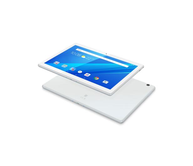 Lenovo Tab M10 QS4292GB/64GB/Android 8.0 WiFi Biały - 525742 - zdjęcie 4