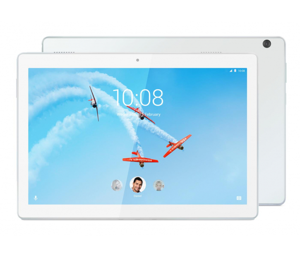 Lenovo Tab M10 QS429/2GB/64GB/Android 9.0 LTE Biały - 525749 - zdjęcie 2