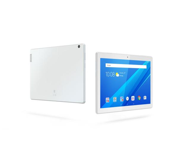 Lenovo Tab M10 QS4292GB/64GB/Android 8.0 WiFi Biały - 525742 - zdjęcie 3