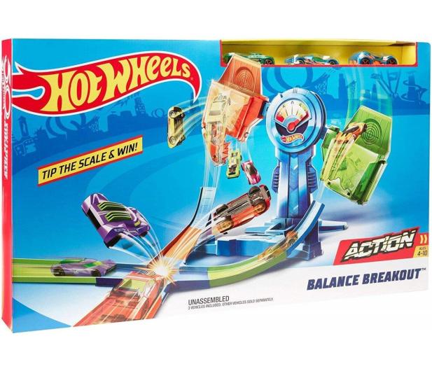 Hot Wheels Waga Zwycięstwa - 436968 - zdjęcie 4